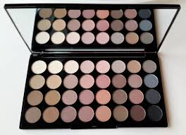 makeup revolution flawless matte palette swatches
