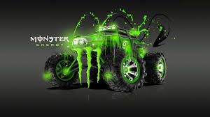 monster energy kawasaki z00 fantasy acid