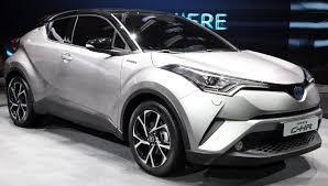2018 Toyota C-HR First Drive | GearOpen