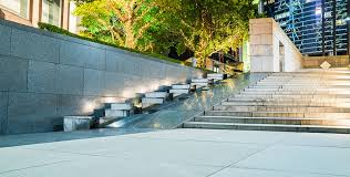 to the surprise of many fms who believe their own facilities meet all ada compliance standards most wheelchair ramps do not meet ada requirements for slope