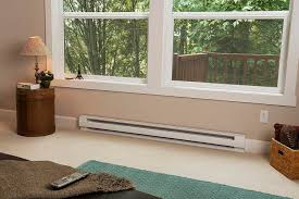 Baseboard Heaters: Maximum and Minimum Height and Spacing