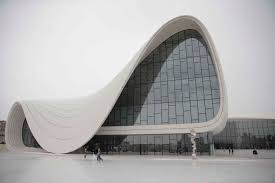 world famous architecture buildings. Heydar Aliyev Center The Buildings Design Depicts Azerbaijans Dynamic Development Of Day Together With Goal To Be Frontline Cutting Edge Global Innovations World Famous Architecture