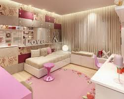 Cool Modern Bedroom Ideas For Teenage Girls And Modern Pink Girls