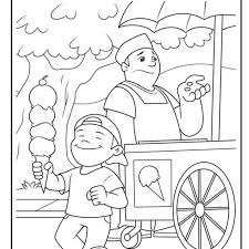 Free Printable Spring Coloring Sheets For Kids