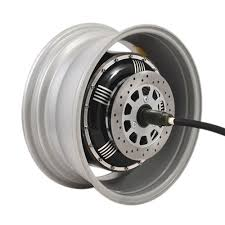electric car motor. Modren Car QS273 8000W 50H Electric Car Hub Motor  In