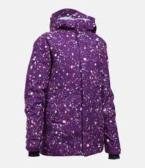 under armour kids coats. girls\u0027 coldgear® infrared powerline insulated jacket 2 colors $149.99 under armour kids coats