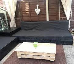 image of homemade outdoor furniture cover