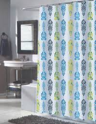 olivia extra long fabric shower curtain size 70 wide x 84