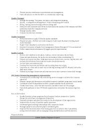 Ideas Collection Quality Control Auditor Sample Resume Sample Swot