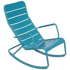 modern outdoor rocking chair. Luxembourg Rocking Chair Modern Outdoor YLiving