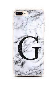 Spoyi Iphone 7 Plus G Harfi Beyaz Mermer Harf Tasarımlı Telefon Kılıfı  Fiyatı, Yorumları - TRENDYOL