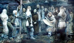 Галерея Арт Владивосток › Дальневосточная Государственная  Медведева Анастасия Удыгейская деревня
