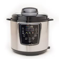 living well with montel 6 quart pressure cooker