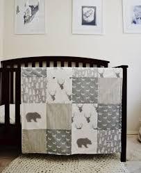 Crib Sheet - Gray and White Tree Print | Bed sets, Crib and Babies &  Adamdwight.com