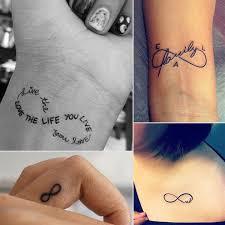 Tetování Srdce Nekonečno