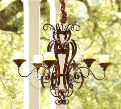 outdoor votive candle chandelier and for my pergola the home with large candle chandelier wrought iron banquet candelabra