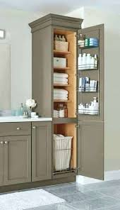Bathroom Closet Organization Ideas Gorgeous Hanging Fabric Closet Shelves Closet Organizers Small Bathrooms With
