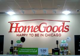 happy to be in the chicago homegoods store