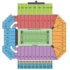 Ou Men S Basketball Seating Chart Memorial Stadium Oklahoma Tickets And Memorial Stadium