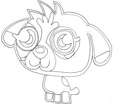 Free Printable Moshi Monster Coloring Pages
