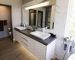 bathroom vessel sink vanity. Nice Vessel Sink Vanity For Your Bathroom Design: With Under Cabinet Lighting U