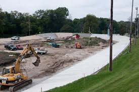 placing pavement on steep slopes is challenging estimating is more difficult concrete mixes must be low slump more labor is needed equipment needs are