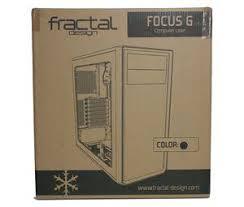 Тест и обзор: <b>Fractal Design Focus</b> G – первый <b>корпус</b> Midi Tower ...