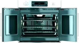 swing door double wall oven benefits of side french ovens reviews ratings contemporary kitchen kitchenaid french