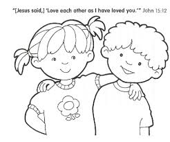 Small Picture Emejing Free Christian Coloring Pages For Kids Ideas Coloring