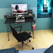 small gaming desk inspirational very awesome designs of gaming computer desks atzine com