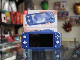 รีวิว Nintendo Switch Lite - Blue (สีน้ำเงิน)
