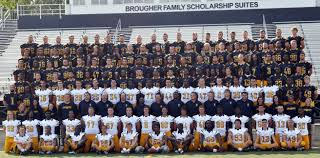 University Of Wyoming Football Depth Chart 2014 Football Roster Marian University Indianapolis