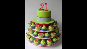 21st Birthday Cake Ideas Diy Youtube