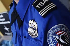 Houston Friendly Spotlight Transportation Security Officer