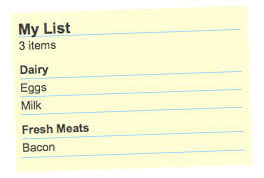 shopping list by department new market meat department