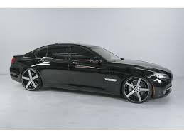 black bmw 2009. 2009 bmw 750i for sale by dealer black bmw