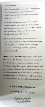Dream Catcher A Memoir Dream Catcher A Memoir by Margaret A Salinger First Edn 100 20