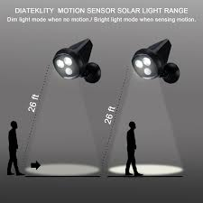 Outdoor Led Motion Sensor Light Us 42 99 Tamproad Led Motion Sensor Light Wireless Spotlight Solar Motion Light Solar Powered Outdoor Lamp Weatherproof Night Light In Led Night