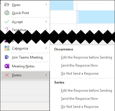 Cancel Office 365 Cancel All Future Meetings In A Series Outlook