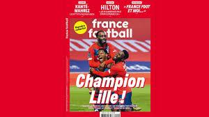 Liste des joueurs, remplaçants, postes, numéros, entraîneur et staff. The Magazine France Football Ceases Its Weekly Publication Archyde
