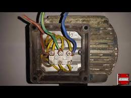 how to wire a 3 phase induction motor how to wire a 3 phase induction motor