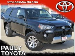Pre-Owned 2015 Toyota 4Runner Trail 4D Sport Utility in Crystal ...