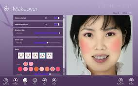 perfect365 virtual makeover windows 8 makeup