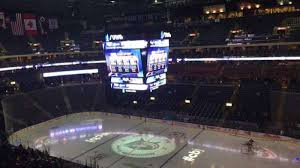 Nationwide Arena Seating Chart Nationwide Arena Section 201 Row B Seat 10 Home Of