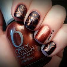 nail designs for fall 2014. 33 earthy and stylish fall nail art ideas designs for 2014 5