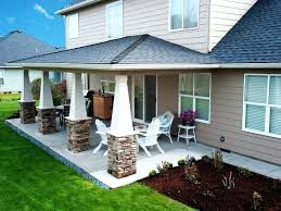 how to build a patio cover large size of to build patio cover on two story house modern plans