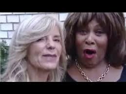 Tina Turner Parties In Zurich with Trudie Goetz - Supah! - YouTube