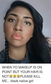 before and after makeup meme saubhaya