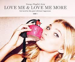 victoria s secret love me more fragrance