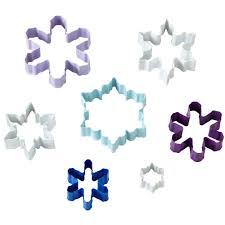 Country Kitchen Fort Wayne In Assorted Snowflakes Cookie Cutter Set 2308 0577 Country
